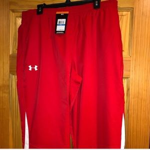 New Men's Under Armour Pants Size XL